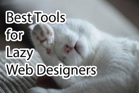 lazy-web-designers