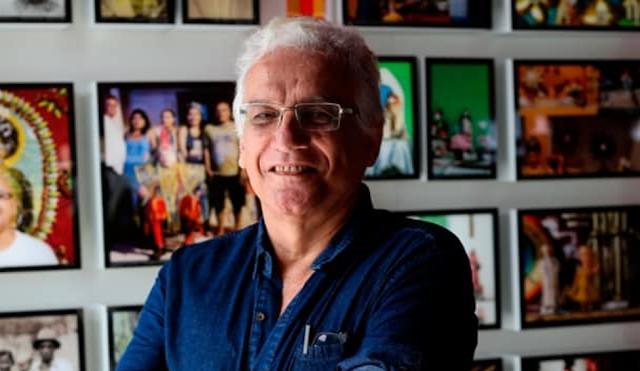 Cartunista Laílson internado com Covid na UTI do Português