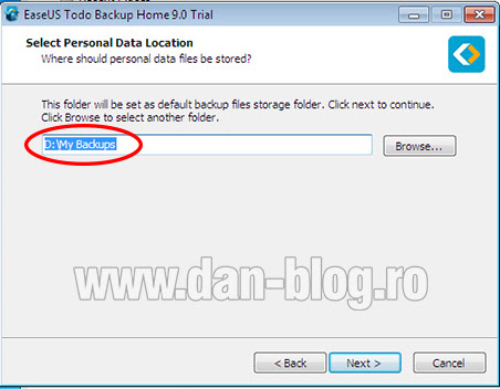 EaseUS Todo Backup Home 03 EaseUS Todo Backup   Review