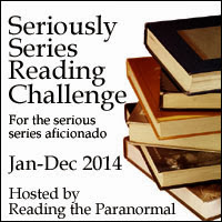 Reading the Paranormal - 2014 Seriously Series Reading Challenge