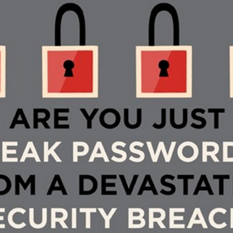 INFOGRAPHIC: ARE YOU JUST ONE WEAK PASSWORD AWAY FROM A DEVASTATING SECURITY BREACH?