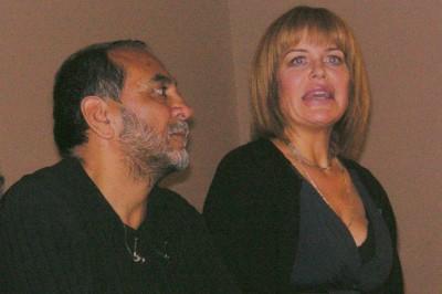 Don Miguel Ruiz With His Daughter Kimberly, Don Miguel Ruiz