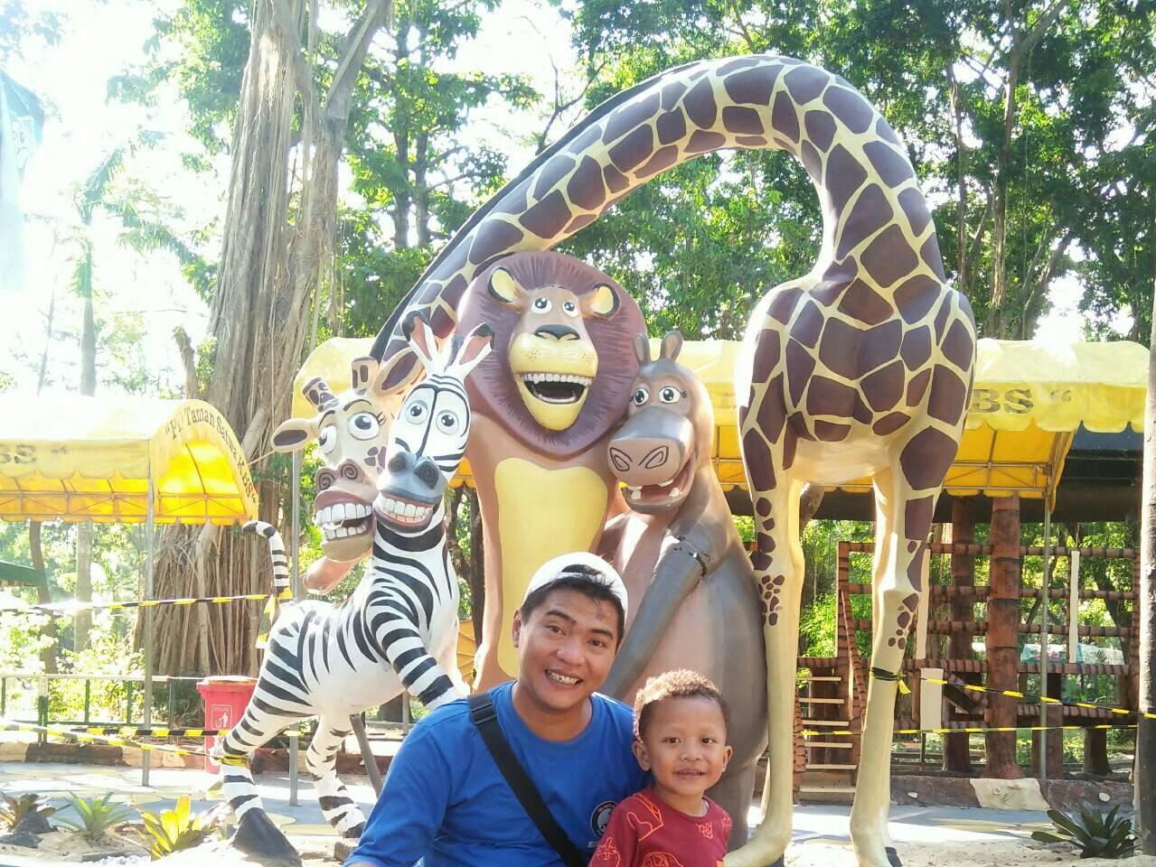 Kebun Binatang Surabaya KBS Belajar Zoologi dan Madakno Rupo ...