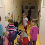 Andrzejkowe nocowanie starszaków w przedszkolu 2012