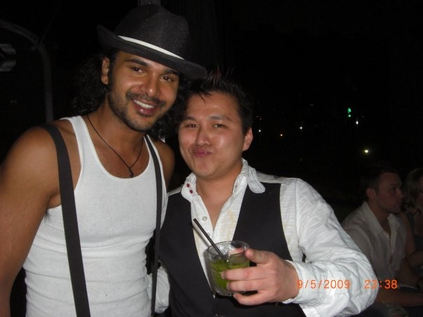 Asian Playboy And James Matador, Asian Playboy