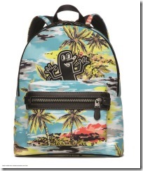 Cordura Academy Backpack in Hawaiian Blue (28754)
