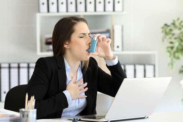 يعالج الملح الأسود مشاكل الجهاز التنفسي