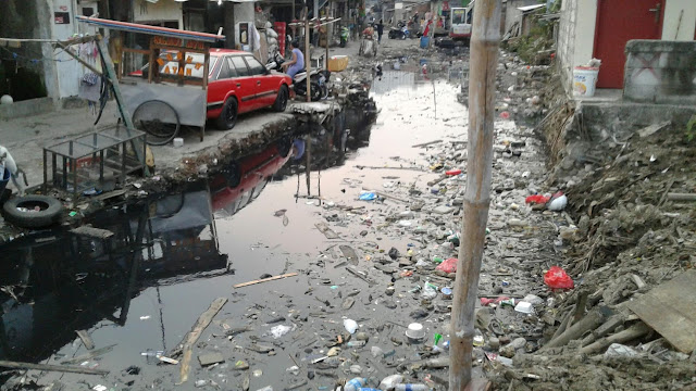 Sisi Lain Ibukota, Sungaimu Tak Lagi Jernih