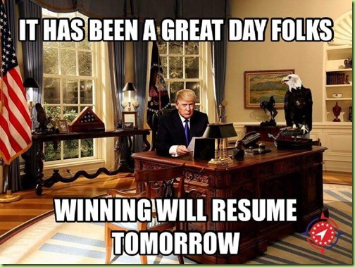 trump winning will resume tomorrow