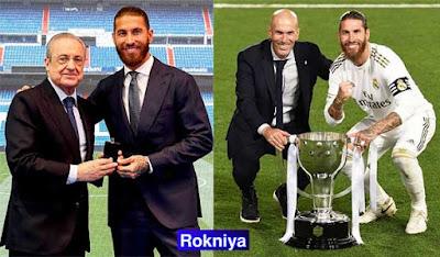 ريال مدريد يعلن رحيل راموس رسميا