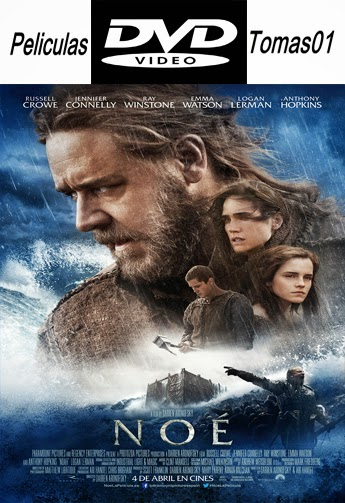 Noé (Noah) (2014) DVDRip