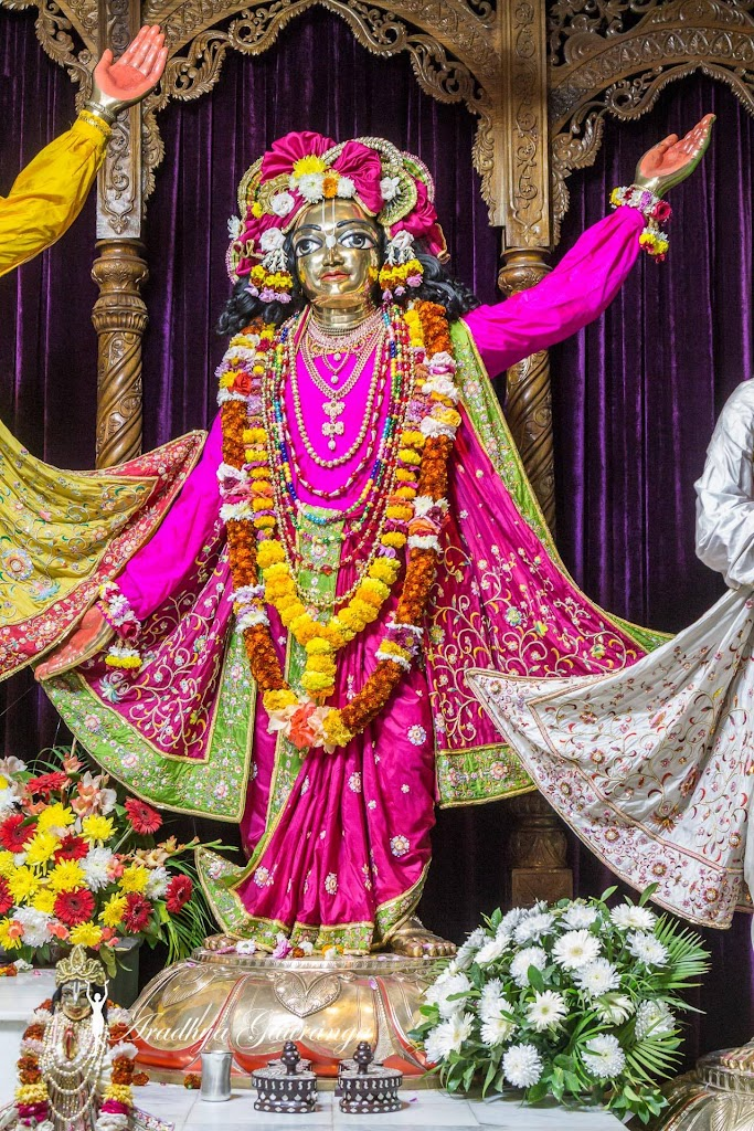 ISKCON Mayapur Deity Darshan 11 Jan 2017 (22)