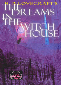 Cover of Howard Phillips Lovecraft's Book Dreams in the Witch House
