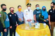 PD - IWO Soppeng Ucap Selamat Atas Pelantikan Bupati dan Wakil Bupati Soppeng Periode 2021 - 2016