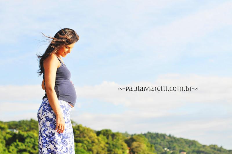 fotos de grávidas ao ar livre
