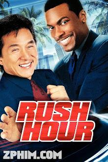 Giờ Cao Điểm - Rush Hour (1998) Poster