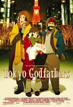 Tokyo Godfathers (Satoshi Kon)