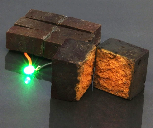 Energy-Powered Bricks: The Key to Our Future   How to store energy in bricks  