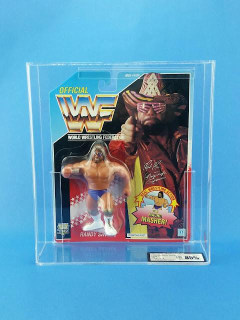 WWF Hasbro Graded Macho Man Randy Savage