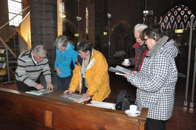 Wandelaars van Camino der Lage Landen in de Martinuskerk - DSC_0052.jpg