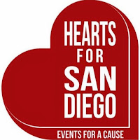 Hearts for San Diego