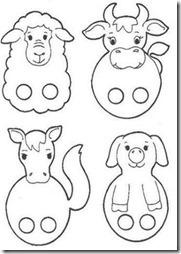 animales marionetas de dedo  e (2)