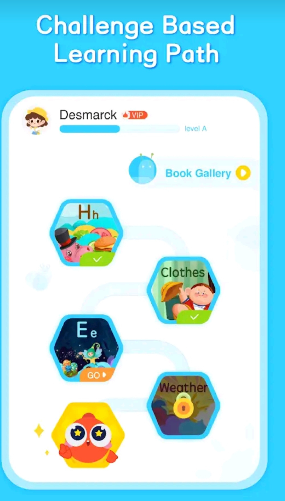 Learn English Easily Best App PalFish Kids Picture Book.