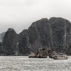 Tour in die Halong Bucht