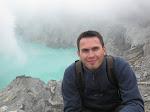 Kawah Ijen: lac de cratère