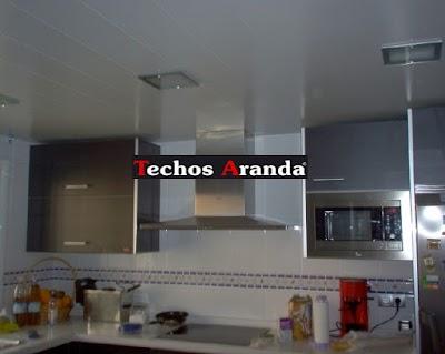 Precio Falsos Techos Aluminio Madrid