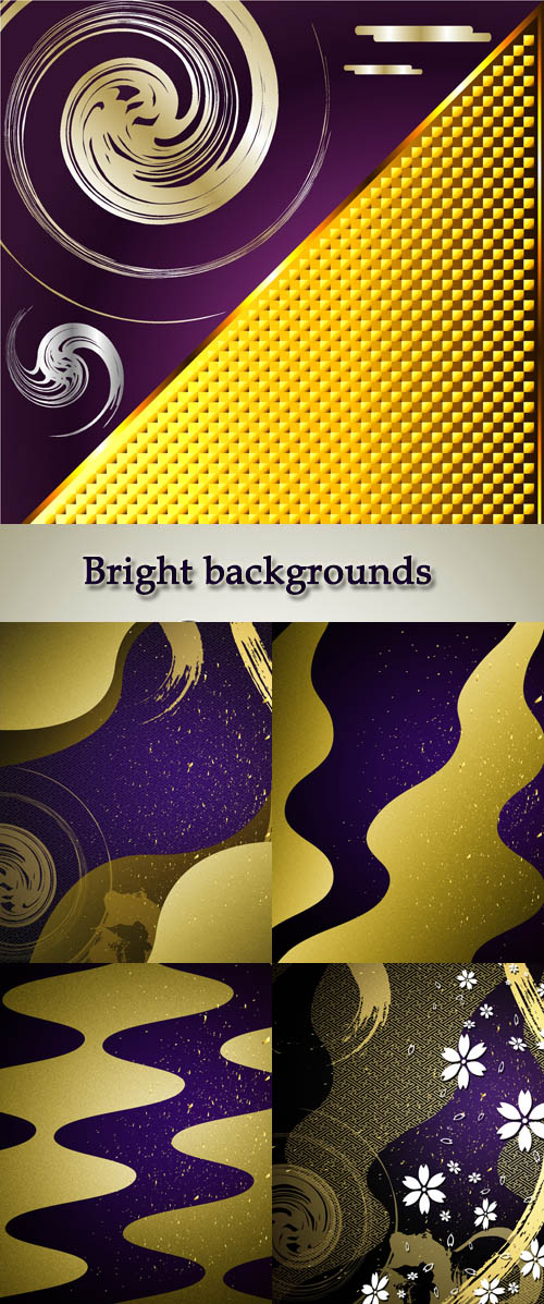 Stock Photo: Bright backgrounds