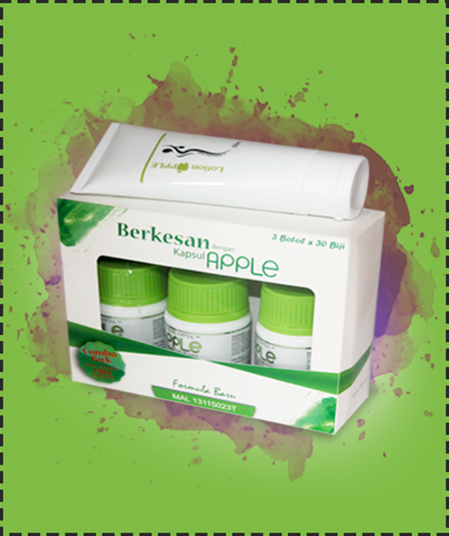 PROMOSI APPLE FIBER PLUS
