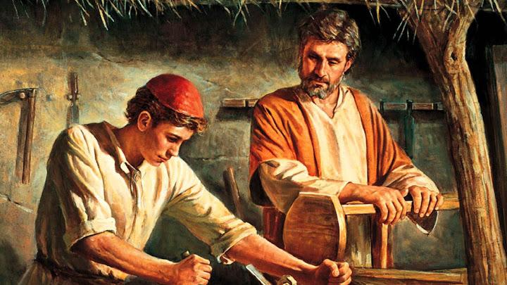 Đức Giêsu về quê (01.5.2020 – Thứ Sáu - Lễ Thánh Giuse Thợ)