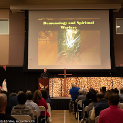 Spiritual Warfare Conference 2018