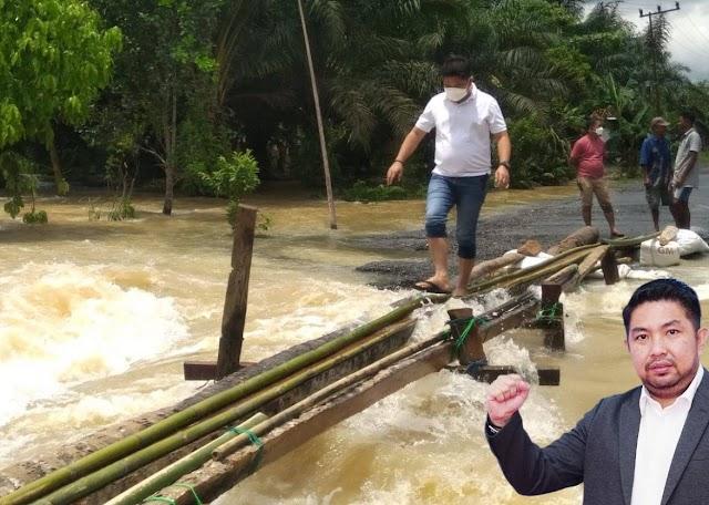 Waket DPRD Kalsel Ingatkan Pemda Soal Peringatan BMKG