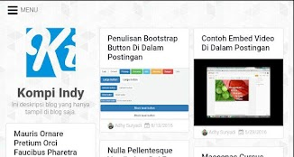 Download Kompi Indy Template