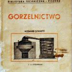 """""""Gorzelnictwo"""", wyd. 4, Biblioteka Techniczna Fiszera – Wydawnictwo Polskie, Warszawa 1942.jpg"""