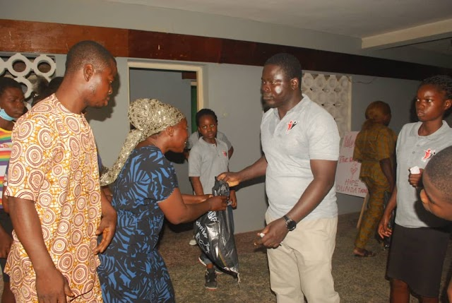 Foundation donates food items to widows, vulnerable in Ondo community