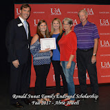 Fall 2017 Foundation Scholarship Ceremony - Ronald%2BSweat%2BFamily.jpg