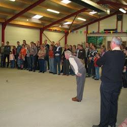 Het eerste KHD jeu-de-boules toernooi, Delft