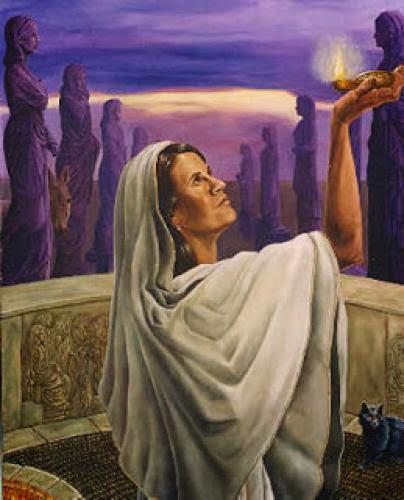Devocin De La Llama Eterna