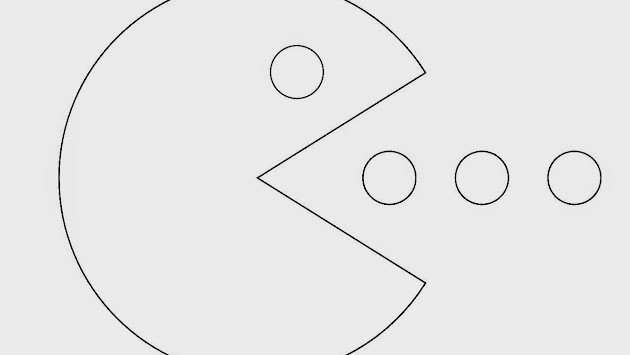 Fabulous Pac Man Maze Coloring Pages With Pac Man Coloring Pages: Free Coloring Pages Of Pac-man
