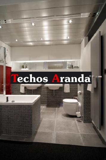 Ofertas techos baños Madrid