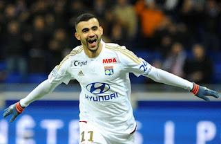Olympique Lyon : Ghezzal va rester