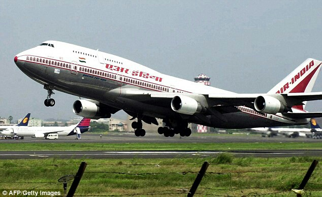 Air India Worker Dies After Being Sucked Into Plane Engine 1