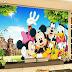 بوستر ورق حائط لغرف اطفال مجموعه ميكى ماوس