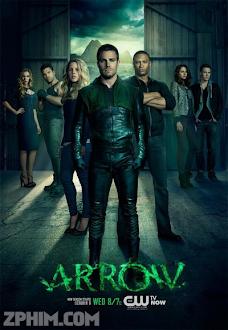 Mũi Tên Xanh 2 - Arrow Season 2 (2013) Poster