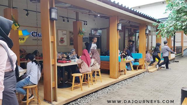 Chagiya BBQ Bandung