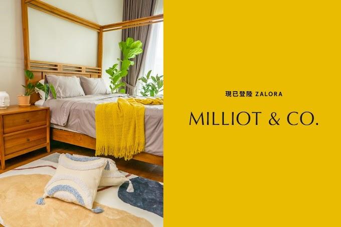 ZALORA生活時尚 - 品牌 Milliot & Co.