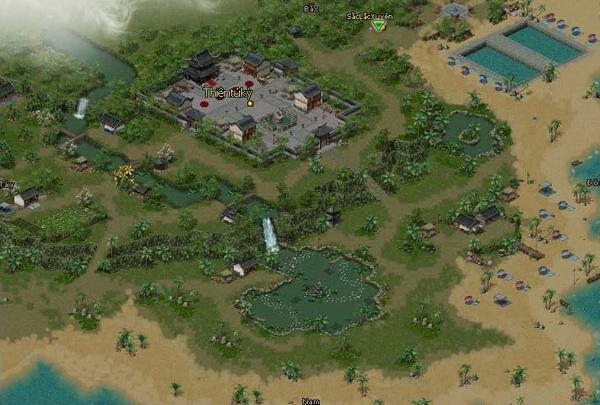 Kiếm Thế sắp cập nhật tính năng Đảo Thiên Tử 2 1